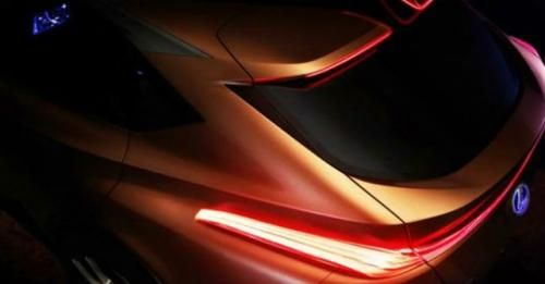 Lexus Lf 1 Limitless Concept M