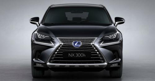Lexus Nx300h Front