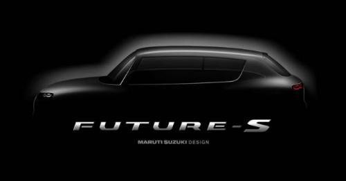 Maruti Suzuki Concept Future S M