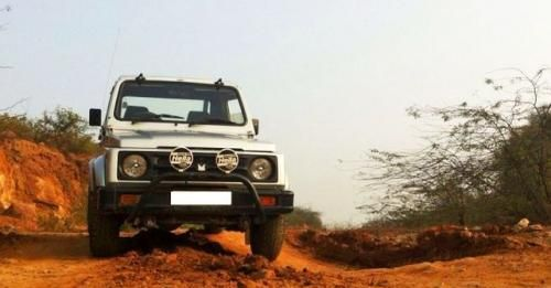 Maruti Suzuki Gypsy King Bull Bar