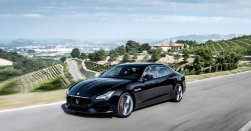 Maserati Quattroporte Gts Launched In India