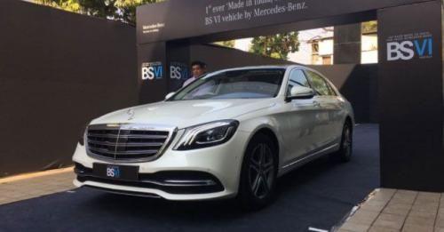 Mercedes Benz 350d Bsvi