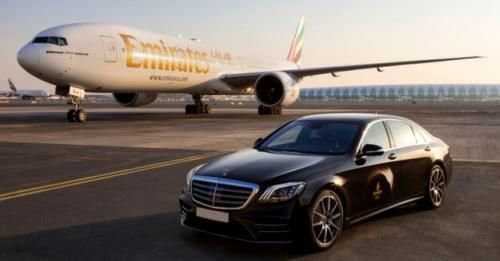 Mercedes Emirates Collaboration