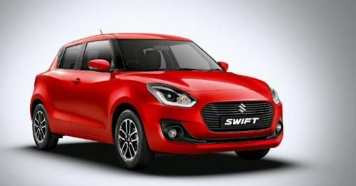 New 2018 Maruti Suzuki Swift Unveiled M
