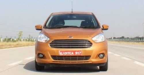 New Ford Figo Front Dynamic