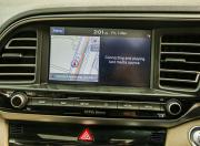 new hyundai elantra infotainment screen
