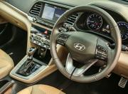 new hyundai elantra interior