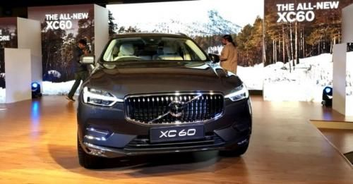 New Xc60 Launched In India