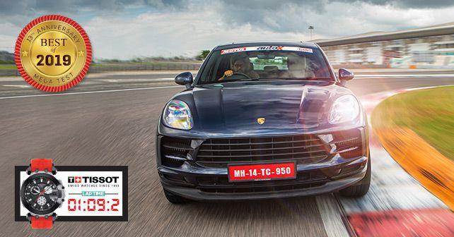 Porsche Macan Track Test