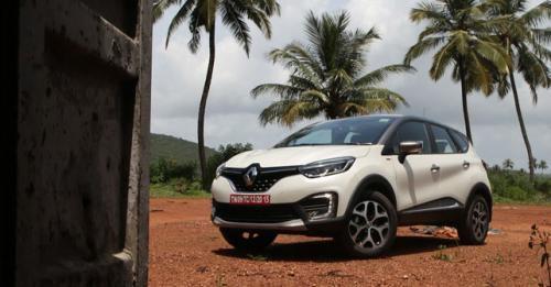 Renault Captur Launch Price