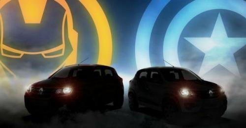 Renault Kwid Avengers Edition