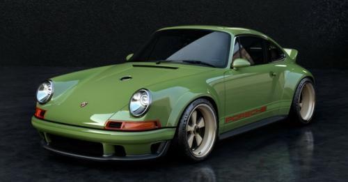 Singer Porsche 911 Front