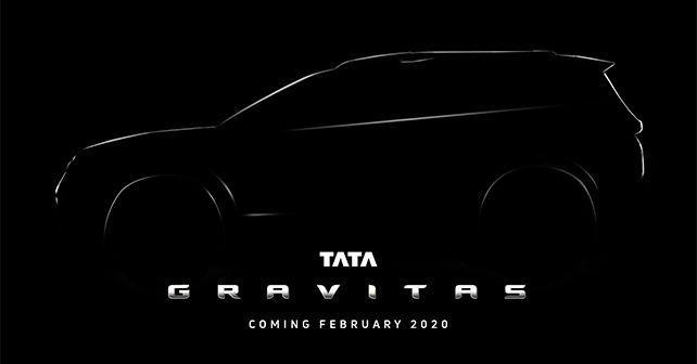 Tata Gravitas Teaser Image H7x Buzzard