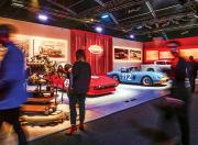 universo ferrari exhibits