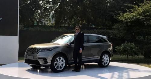 Velar Launched In India