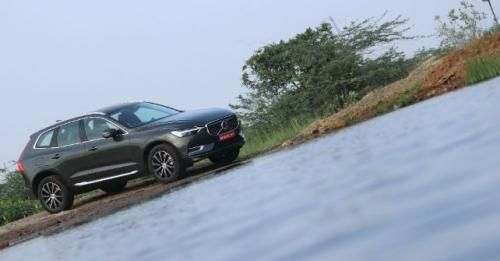 Volvo Xc60 Static Front M1