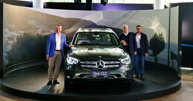 2020 Mercedes-Benz GLC launched at Rs 52.75 lakh