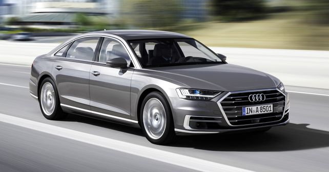 New Audi A8L India launch confirmed for February 2020