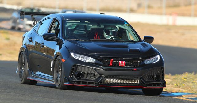 Honda Civic Type R TC is the ideal machine for touring car amateurs
