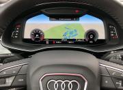 Audi Q8 Badge