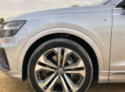 Audi Q8 alloy wheel