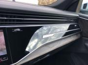 Audi Q8 dashboard