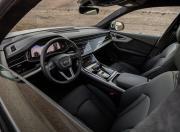 Audi Q8 front seat