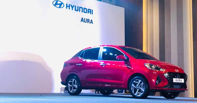 Hyundai Aura Unveiled