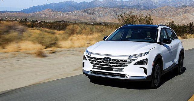 Hyundai Nexo Feasibility Study India