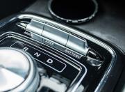 MG ZS EV gear selector