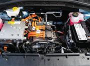 MG ZS EV motor bay