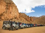 Mahindra Adventure Authentic Mustang 2019 Jhong Cave