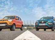 Maruti Suzuki S Presso vs Renault Kwid