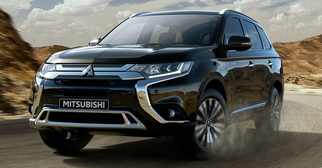 Mitsubishi Outlander gets a big price cut & feature updates
