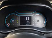 Renault Kwid instrument cluster