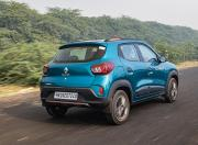 Renault Kwid rear end