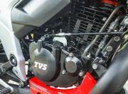 TVS Apache RTR 160 4V BS6 engine