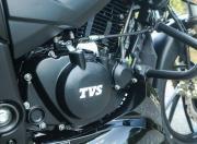 TVS Apache RTR 200 4V BS6 engine