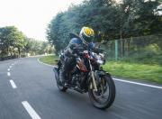 TVS Apache RTR 200 4V BS6 ride