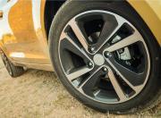 Tata Altroz image details alloy wheels