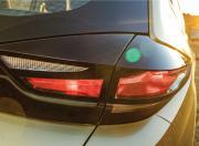 Tata Altroz image details taillight