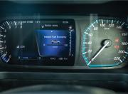Tata Altroz interior detail instrumentation
