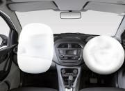 Tata Tigor EV Image dual airbag