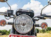 benelli imperiale 400 head lamp