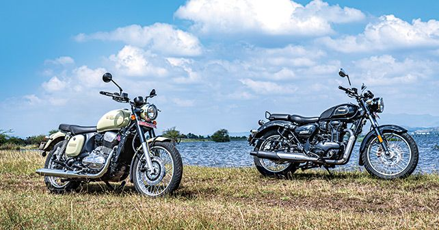 Benelli Imperiale 400 Vs Jawa Forty Two