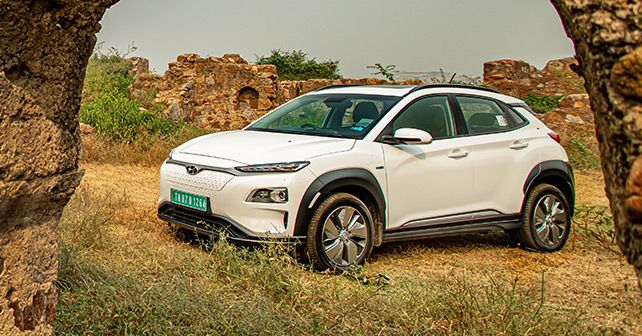 Hyundai Kona Electric Real Range