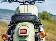 jawa forty two rear