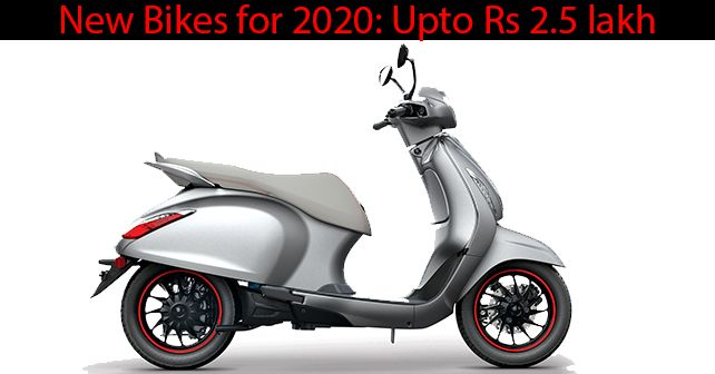 New Bikes For 2020 Part 1 Bajaj Chetak Ev