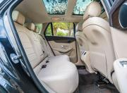 new mercedes benz glc interior rear seat