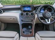 new mercedes benz glc interiors